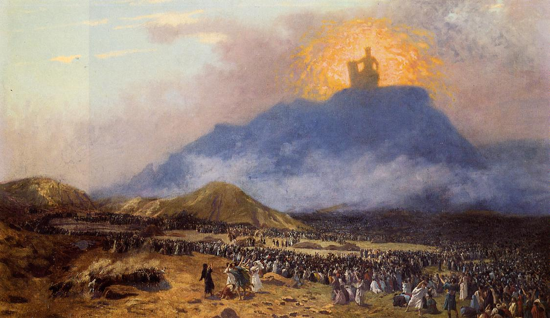 the lasting implications of the sinai covenant in the holy bible Illustrations featuring holy men and angels from sacred monotheistic non-canonical books and the holy bible  covenant or deal  for lasting appeal of his work.