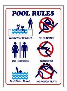 Pool rules 8975