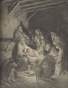 The Nativity Gustave Doré