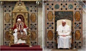 Popes and Chairs
