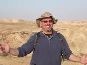Hanoch Young, Tour guide and friend of Ephraim