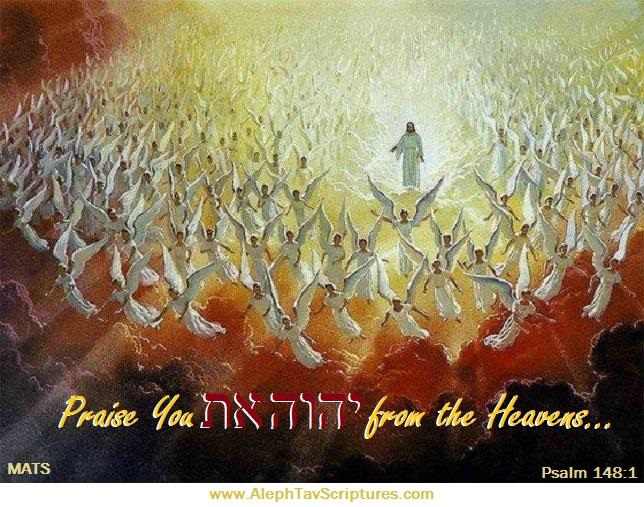 Psalm 148:1