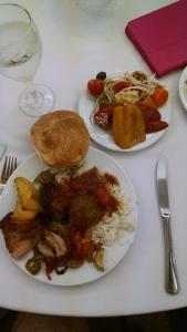eshel hashomron dinner 1