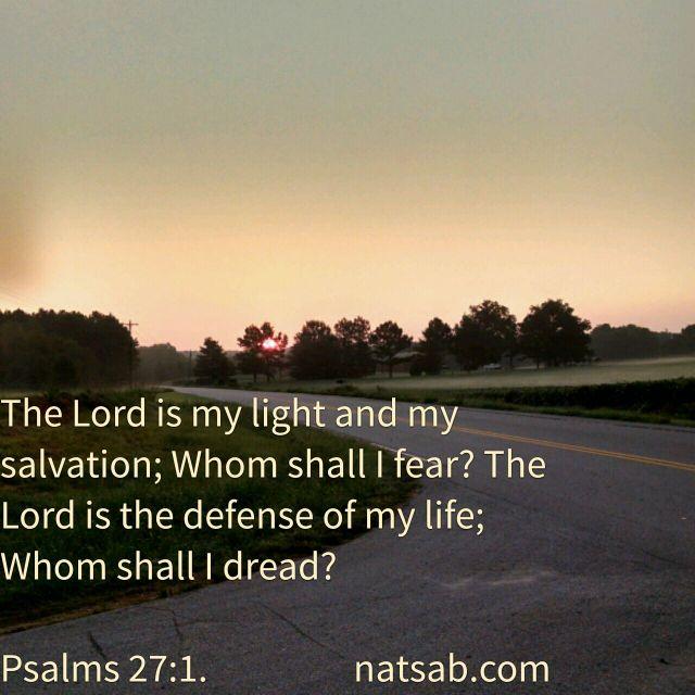 Psalm 27 1