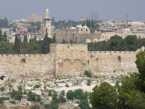 Jerusalem - Eastern Wall