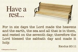 Shabbat rest
